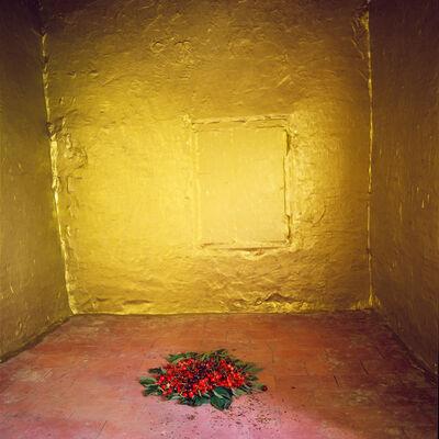 Bernard Faucon, 'La chambre d'or', 1987