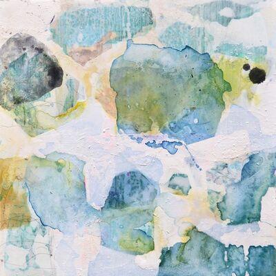 Liz Barber, 'Blue Sea Glass 10', 2019