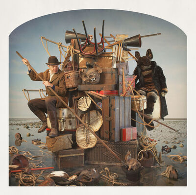 Kahn & Selesnick, 'A Ship of Fools', 2014
