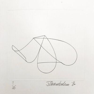 John Chamberlain, 'Untitled', 1982