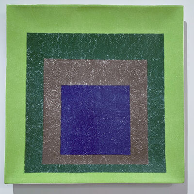 "Josef Albers, '""Study for Homage to a Square""  ', 1954"