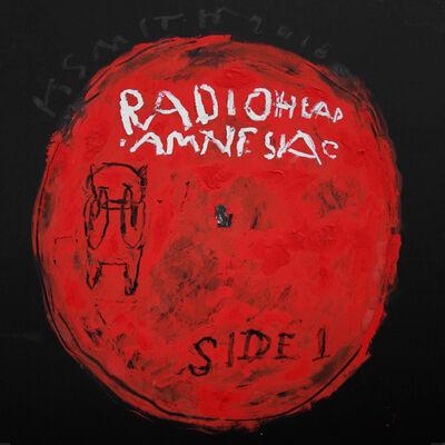 Kerry Smith, 'Off the Record / Radiohead / Amnesiac', 2017