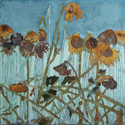 Piet van den Boog, 'Sunflower Field II', 2020