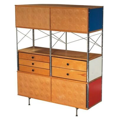 Charles and Ray Eames, 'Storage Unit 400', ca. 1953