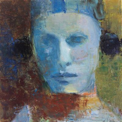 Elena Zolotnitsky, 'Untitled (Blue)', 2020
