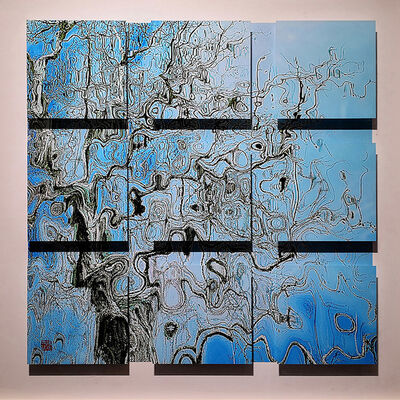 Wenjun Fu, 'Tree in Autumn', 2018