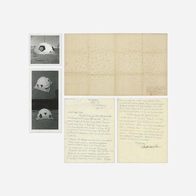 R. Buckminster Fuller, 'collection of ephemera'
