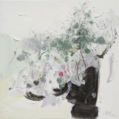 Jin Jie 金捷, 'Shades of Green in Spring', 2016