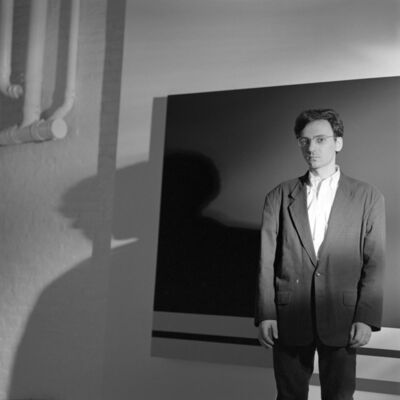 Jeannette Montgomery Barron, 'Peter Halley, NYC', 1986