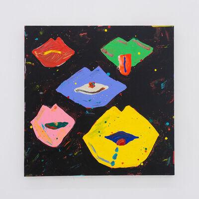 Misaki Kawai, 'Lips Gang', 2015