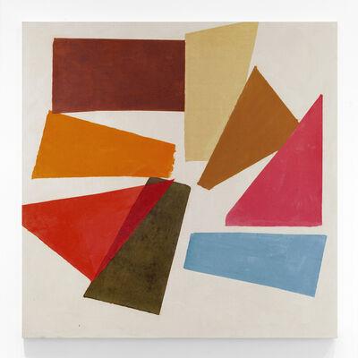 Rochelle Feinstein, 'Off Color', 2017