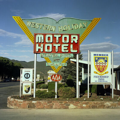 Steve Fitch, 'Salida, Colorado, June, 1980', 1980