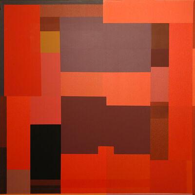 Jesús Matheus, 'Cuadrado Inquieto III', 2013