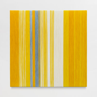Sheila Hicks, 'Incomprehensible Yellow Space', 2020
