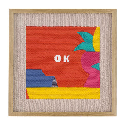 Rose Blake, 'OK (Enjoying the Details)', 2018
