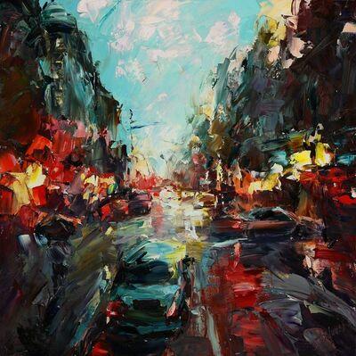 Lyudmila Agrich, 'City Lights'