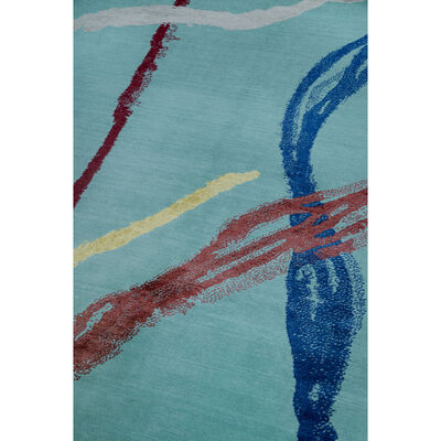 Marcel Zelmanovitch, 'Model S23 01 01 - Unique piece, Serie Collection Carpet', 2009