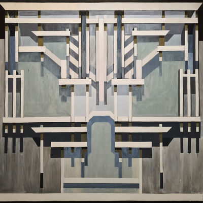 Linnea Rygaard, 'Interference', 2021