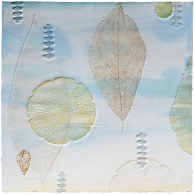 Katherine Warinner, 'Leaves 4', 2019