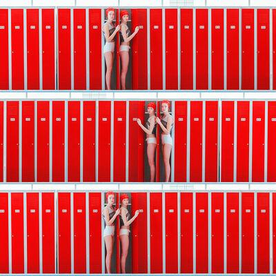 Maria Svarbova, 'Hide III', 2017