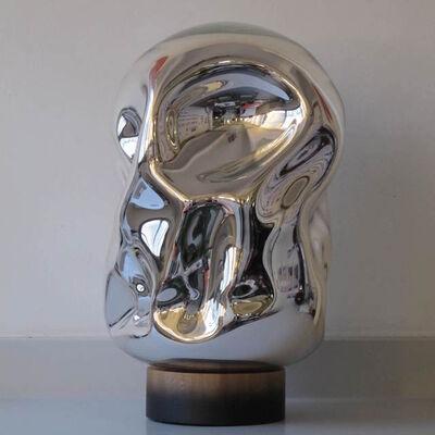ARIK LEVY, 'SolidLiquid - Silver', 2016