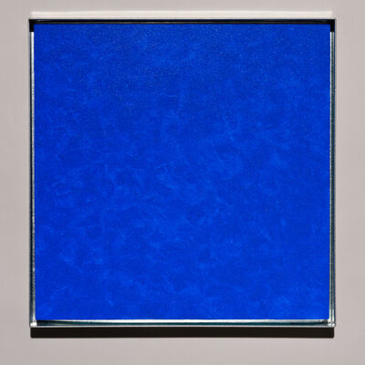 Ted Laredo, 'Cobalt blue halo', 2011