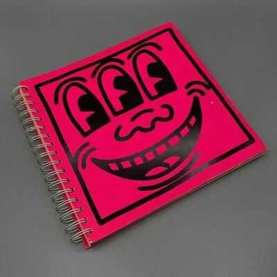 """Keith Haring, '""""Keith Haring"""" Tony Shafrazi Exhibition Catalogue, Edition of 2000', 1982"""