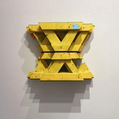 Kai Richter, 'Portrait N°3', 2020