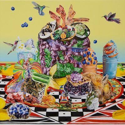 Christina Nicodema, 'Duck Foot Shrine', 2019