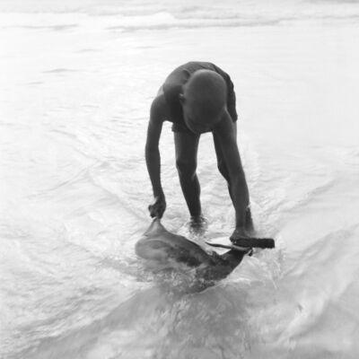 Michel Bocandé, 'Dancing With Stingray', 1978