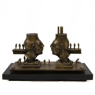 Thedore T. Gall, 'Communicator - Plug Head', 2020
