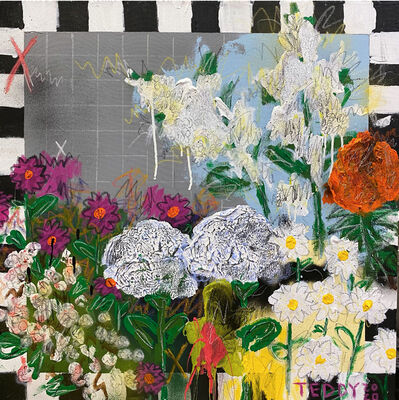 Teddy Benfield, 'Untitled (Wildflowers of Southeastern Connecticut 2)', 2020