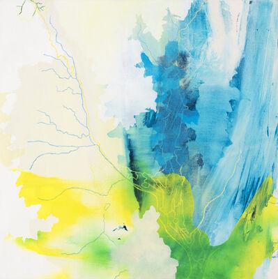 Aki Yamamoto, 'Roo (blue)', 2021