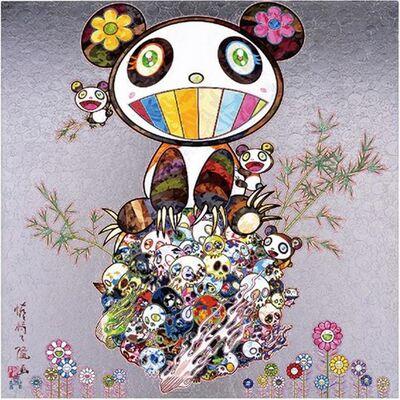 Takashi Murakami, 'Panda and Panda Cubs', 2015