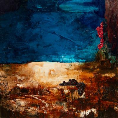 Kevin Sonmor, 'Dunham Blue Study 2', 2012