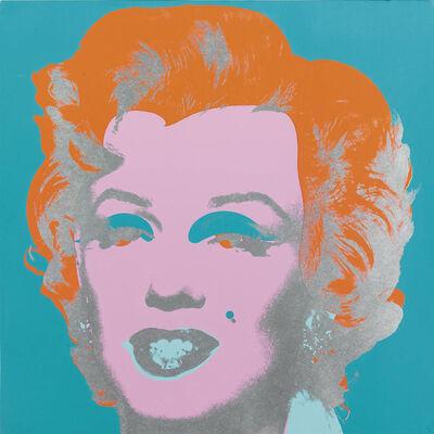 Andy Warhol, 'Marilyn Monroe (FS II.29) (Blue/Orange)', 1967