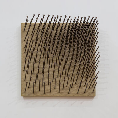 Günther Uecker, 'Struktur', 1965