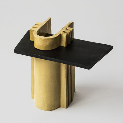 Floris Wubben, 'Bunker Table', 2019