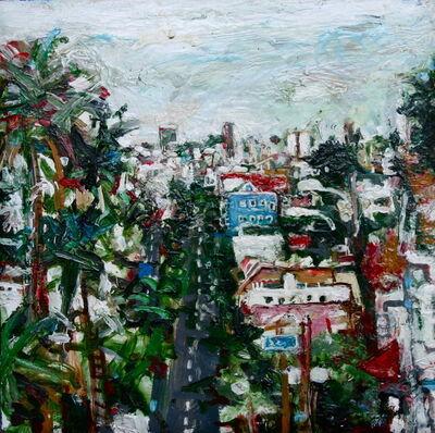 Marjorie Scholl, 'Jersey Meets Dolores St.', 1997