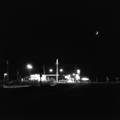Robert Adams (b.1937), 'North Edge of Denver, Colorado', c. 1980; printed 2003