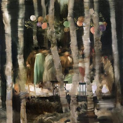 Sarah McRae Morton, 'Through the Eyes of Birches', 2020
