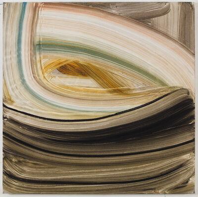 Fran O'Neill, 'through umber', 2018
