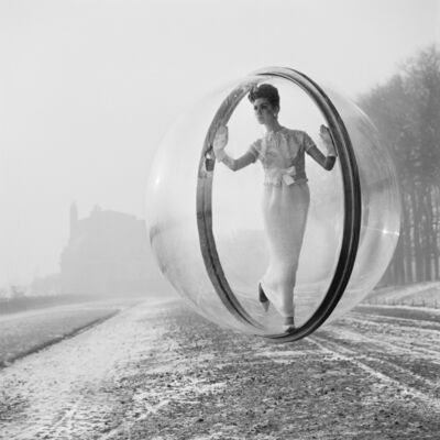 Melvin Sokolsky, 'After Delvaux, Paris', 1963