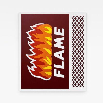 Thomas Wachholz, 'FLAME', 2021