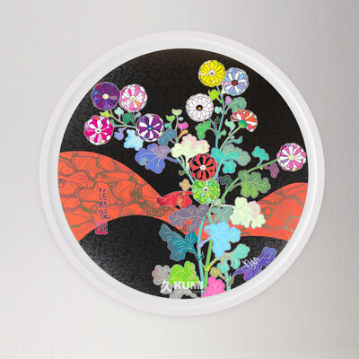 Takashi Murakami Prints 2006 - Present, installation view