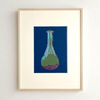 Kayo Miyaji, 'Sight #15 - Bottle', 2020