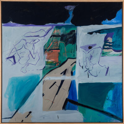Amber Wallis, 'Highway', 2015