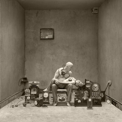 Jennifer B. Thoreson, 'Borrowed Time', 2010
