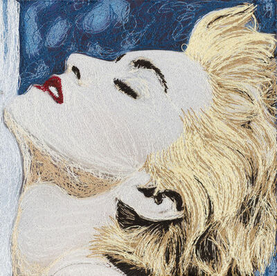 Stephen Wilson, 'True Blue, Madonna', 2019
