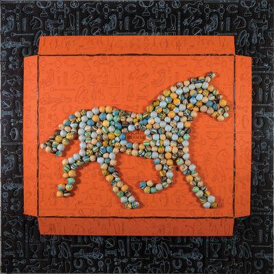 Stephen Wilson, 'Hermes Gallop', 2017